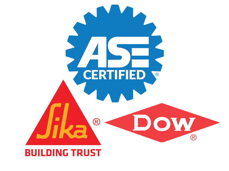 ase certified sika dow best auto repair company