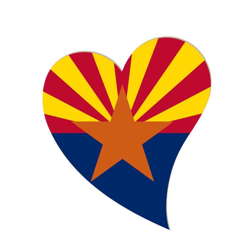 state of arizona seal heart for approved vendors