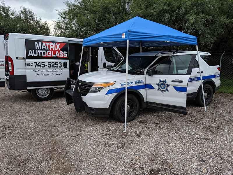 arizona dps highway patrol window tinting
